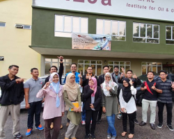 June 2019 - One with our full-time SHO Students (Session 1/2019)
